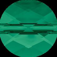 Swarovski Bead 5052 - 6mm, Emerald (205), 288pcs