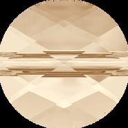 Swarovski Bead 5052 - 6mm, Light Silk (261), 288pcs