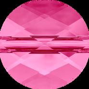 Swarovski Bead 5052 - 6mm, Rose (209), 288pcs