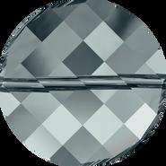 Swarovski Bead 5621 - 14mm, Black Diamond (215), 96pcs