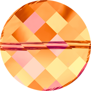 Swarovski Bead 5621 - 18mm, Crystal Astral Pink (001 API), 72pcs