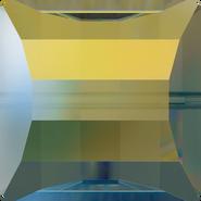 Swarovski Bead 5624 - 14mm, Crystal Iridescent Green (001 IRIG), 72pcs