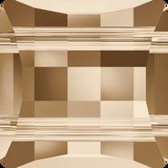 Swarovski 5625 - 10mm, Crystal Golden Shadow (001 GSHA), 108pcs