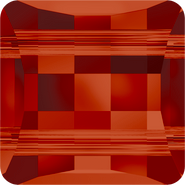 Swarovski 5625 - 10mm, Crystal Red Magma (001 REDM), 108pcs