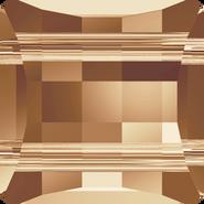 Swarovski 5625 - 10mm, Light Smoked Topaz (221), 108pcs