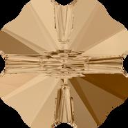 Swarovski Bead 5752 - 12mm, Crystal Golden Shadow (001 GSHA), 96pcs