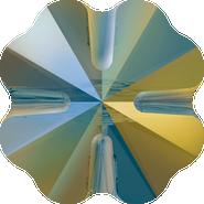 Swarovski Bead 5752 - 12mm, Crystal Iridescent Green (001 IRIG), 96pcs