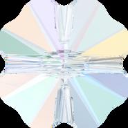 Swarovski Bead 5752 - 8mm, Crystal Aurore Boreale (001 AB), 288pcs
