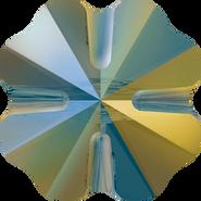 Swarovski Bead 5752 - 8mm, Crystal Iridescent Green (001 IRIG), 288pcs