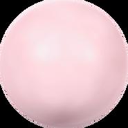 Swarovski Crystal Pearl 5818 - 4mm, Crystal Pastel Rose Pearl (001 944), 500pcs