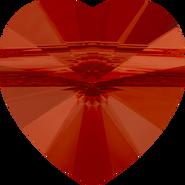 Swarovski 5942 - 14mm, Crystal Red Magma (001 REDM), 48pcs