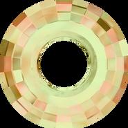 Swarovski Pendant 6039 - 38mm, Crystal Luminous Green (001 LUMG), 9pcs