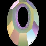 Swarovski Pendant 6040 - 40mm, Crystal Paradise Shine (001 PARSH), 6pcs