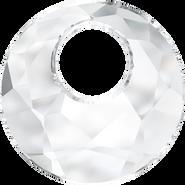 Swarovski Pendant 6041 - 18mm, Crystal (001), 30pcs