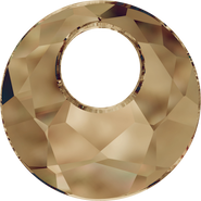 Swarovski Pendant 6041 - 18mm, Crystal Bronze Shade (001 BRSH), 30pcs