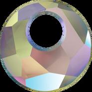 Swarovski Pendant 6041 - 18mm, Crystal Paradise Shine (001 PARSH), 30pcs