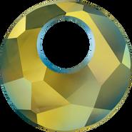 Swarovski Pendant 6041 - 28mm, Crystal Iridescent Green (001 IRIG), 12pcs