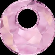 Swarovski Pendant 6041 - 28mm, Crystal Lilac Shadow (001 LISH), 12pcs