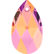 Swarovski Pendant 6106 - 28mm, Crystal Astral Pink (001 API), 36pcs
