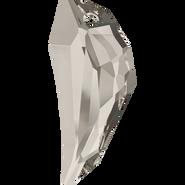 Swarovski Pendant 6150 - 30mm, Crystal Satin (001 SAT), 48pcs