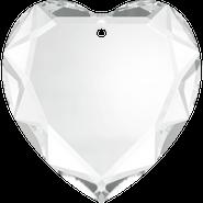 Swarovski Pendant 6225 - 10mm, Crystal (001), 144pcs
