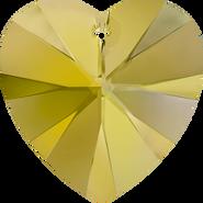 Swarovski Pendant 6228 - 28mm, Crystal Iridescent Green (001 IRIG), 16pcs