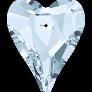 Swarovski Pendant 6240 - 27mm, Crystal Blue Shade (001 BLSH), 24pcs