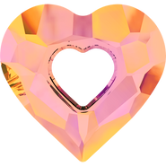 Swarovski Pendant 6262 - 34mm, Crystal Astral Pink (001 API), 6pcs