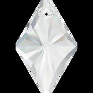 Swarovski Pendant 6320 - 14mm, Crystal (001), 96pcs