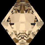 Swarovski Pendant 6328 - 6mm, Crystal Golden Shadow (001 GSHA), 360pcs