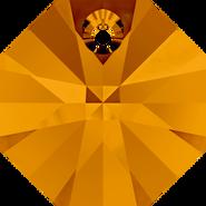 Swarovski Pendant 6401 - 8mm, Crystal Copper (001 COP), 288pcs