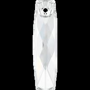 Swarovski Pendant 6460 - 20mm, Crystal (001), 72pcs