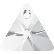 Swarovski Pendant 6628 - 12mm, Crystal (001), 144pcs