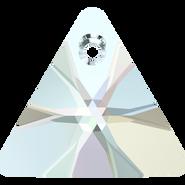 Swarovski Pendant 6628 - 8mm, Crystal Aurore Boreale (001 AB), 288pcs