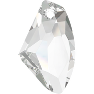 Swarovski Pendant 6656 - 19mm, Crystal (001), 48pcs