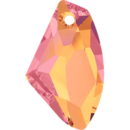 Swarovski Pendant 6656 - 39mm, Crystal Astral Pink (001 API), 6pcs