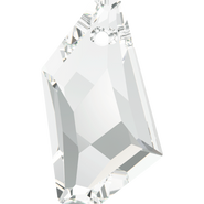 Swarovski Pendant 6670 - 18mm, Crystal (001), 72pcs