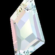 Swarovski Pendant 6670 - 18mm, Crystal Aurore Boreale (001 AB), 72pcs