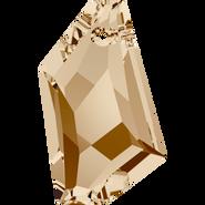 Swarovski Pendant 6670 - 18mm, Crystal Golden Shadow (001 GSHA), 72pcs