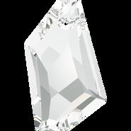 Swarovski Pendant 6670 - 50mm, Crystal (001), 6pcs