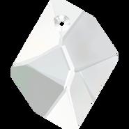 Swarovski Pendant 6680 - 20mm, Crystal (001), 72pcs