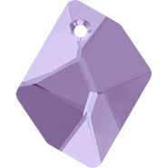 Swarovski Pendant 6680 - 20mm, Violet (371), 72pcs