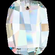 Swarovski Pendant 6685 - 19mm, Crystal Aurore Boreale (001 AB), 48pcs