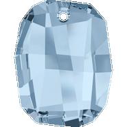 Swarovski Pendant 6685 - 19mm, Denim Blue (266), 48pcs
