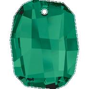 Swarovski Pendant 6685 - 19mm, Emerald (205), 48pcs