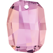 Swarovski Pendant 6685 - 38mm, Crystal Lilac Shadow (001 LISH), 6pcs
