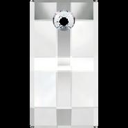Swarovski Pendant 6696 - 30mm, Crystal (001), 10pcs