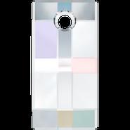 Swarovski Pendant 6696 - 30mm, Crystal Aurore Boreale (001 AB), 10pcs