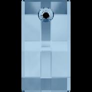 Swarovski Pendant 6696 - 30mm, Denim Blue (266), 10pcs
