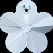 Swarovski Pendant 6744 - 14mm, Crystal Blue Shade (001 BLSH), 144pcs